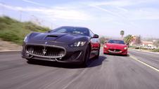 Maserati JSTAR Commercial