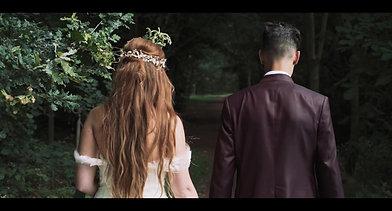 FRIS WEDDING FILM - LARA & BASTIAAN