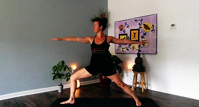 Holistic Yoga Flow