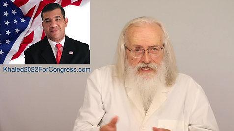 Khaled for Congress 2022