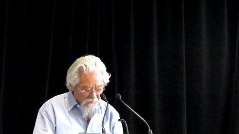 Water World Day: Dr. David Suzuki Speaks At PUR Launch in Toronto