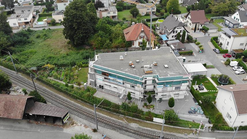 MFH Nordweg 3, Schöftland - September 2020