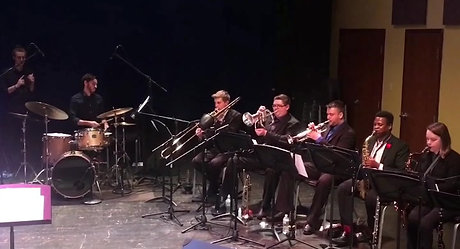 UARTS Rick Kerber Tribute Ensemble Commission Performance 4/2018