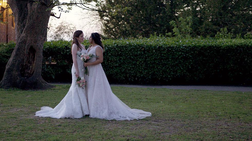 Gemma & Yasmin