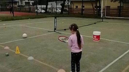 Šmolka tenis 2