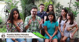 Familia Nuñez Mendez