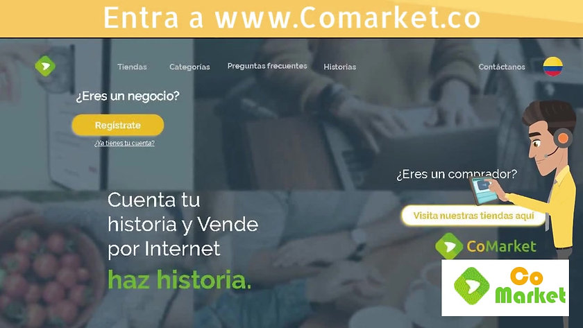 Canal Comarket