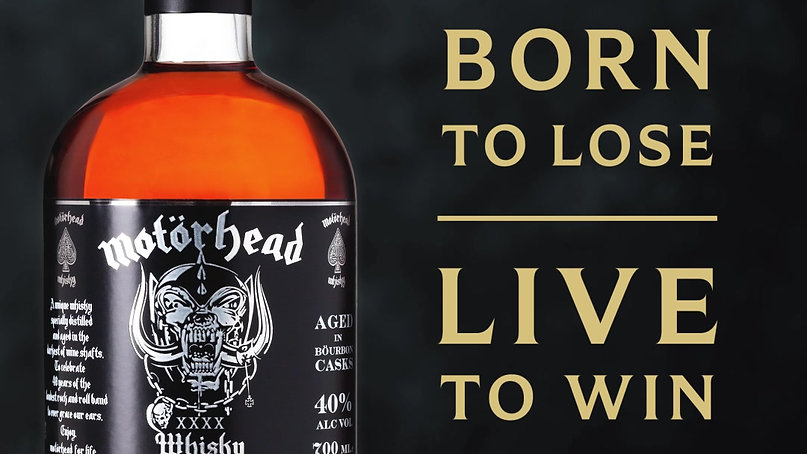 Motörhead Single Malt Whisky