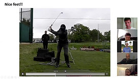 Foot and Ankle Movement in the Golf Swing