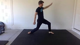 Movement sequence 21