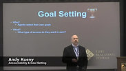 5-9-18 2018 Team Building Summit - Accountability & Goal Setting w/ Andy Kueny (Elite Real Estate Systems)