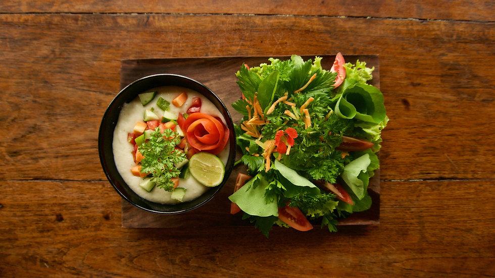 Eco Lodge - Meals & Organic garden