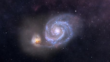 M51, the Whirlpool Galaxy