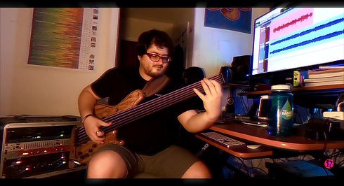 Brad Week 4 Polarity Bass Solo COMING SOON FINAL
