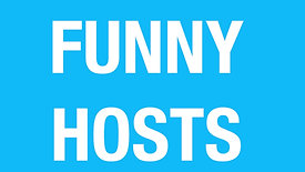 FUNNY HOSTS & INFLUENCERS