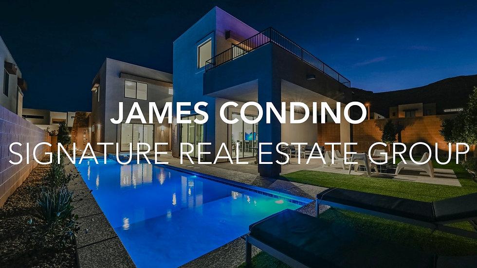 Why James Condino