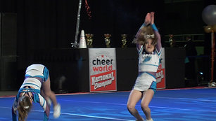 Cheer World Finals Social Highlight 1