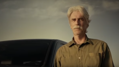 Sam Elliot For Dodge Ram
