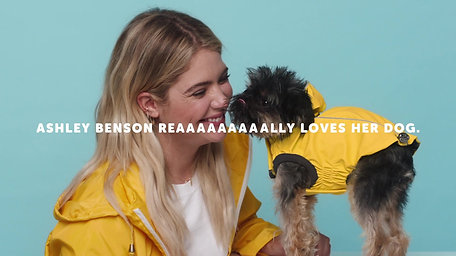 Ashley Benson For SmartyPaws