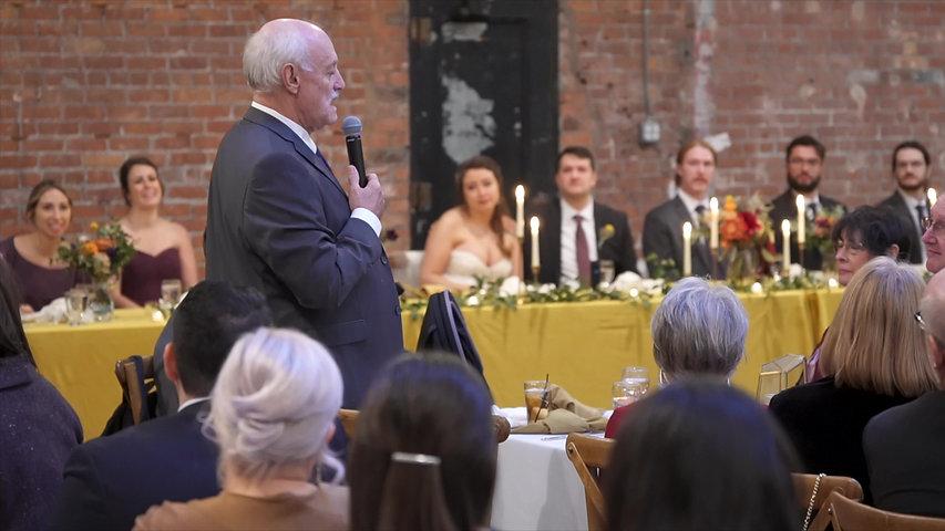John + Lilly Wedding Film