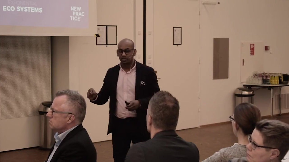 Talk: Transformation gennem ny eksekveringspraksis