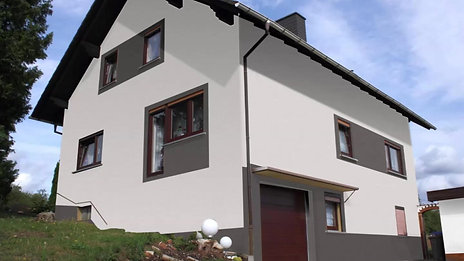 Fassaden Farbgestaltung