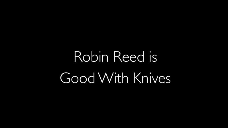 Robin Reed - Knives