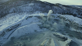 3-2-1-FIRE!... Stakkars drone