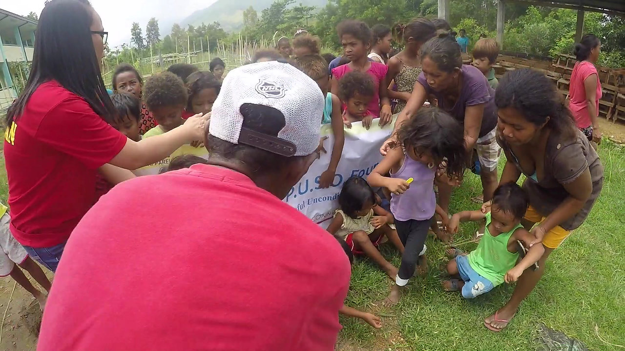 The Road Less Traveled 2k18 Mission Trip (Philippines)