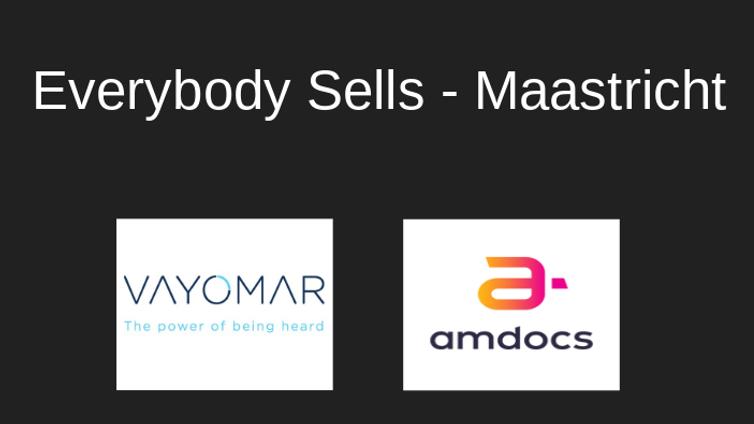 Everybody Sells - Maastricht