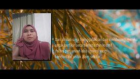 Mariatul Hanis (SM St. Michael, Penampang, Sabah)