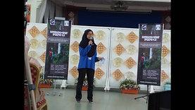Eryssa Shahezy Arianiy Zabahniah (IPG Kampus Perempuan Melayu Melaka)