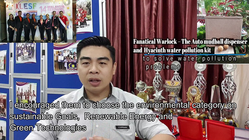 Eco Champion Awards 2019 (Eco-Educators)