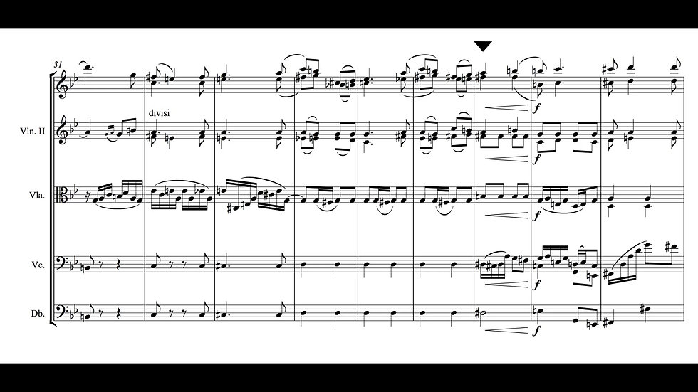 Adagio for Strings - Lamentation