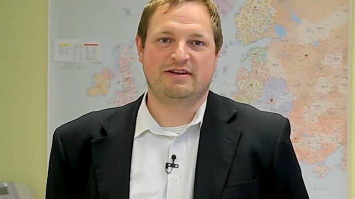 Témoignage Stéphane Staelens - bachelier assistant de direction