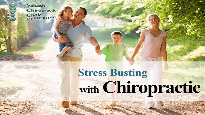 Stress Busting with Chiropractic