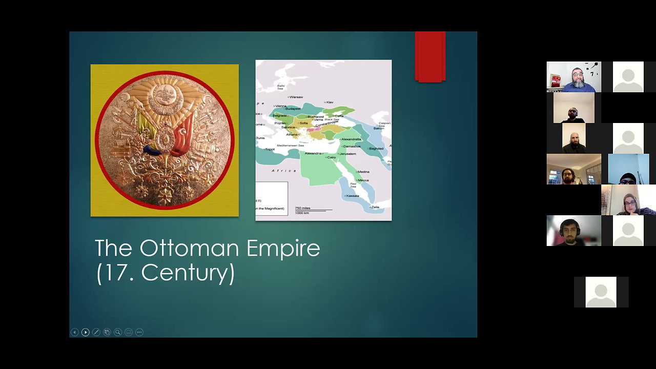 Islamic History Of Europe Session 1