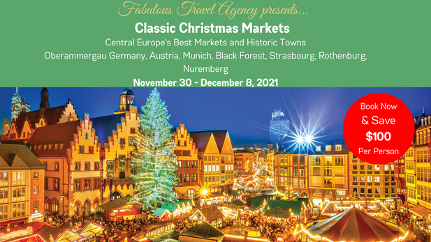 Classic Central Europe's Christmas Markets