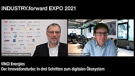INDUSTRY.forward EXPO 2021 - Digital. Conference. Festival.