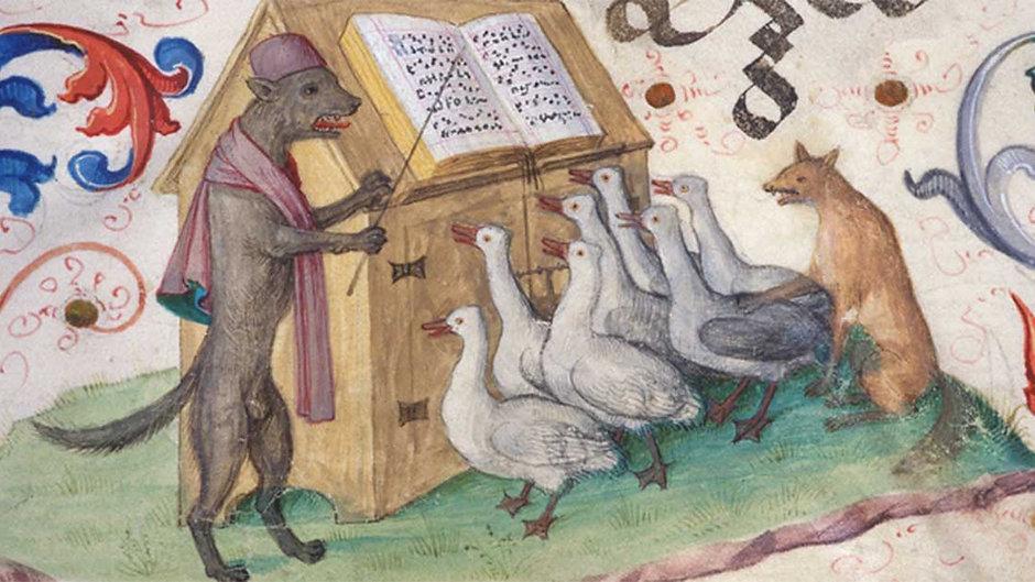 中世音楽ビデオ講座