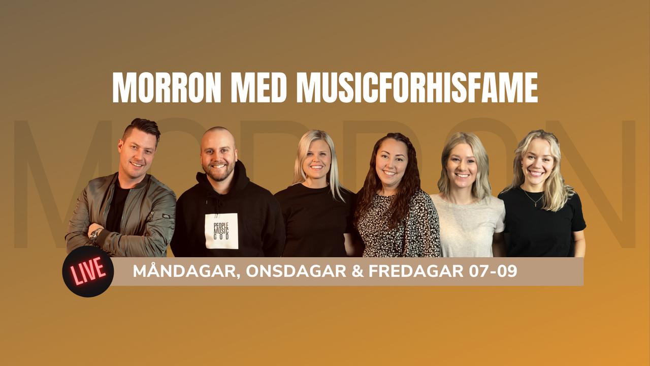 MORRON MED MUSICFORHISFAME