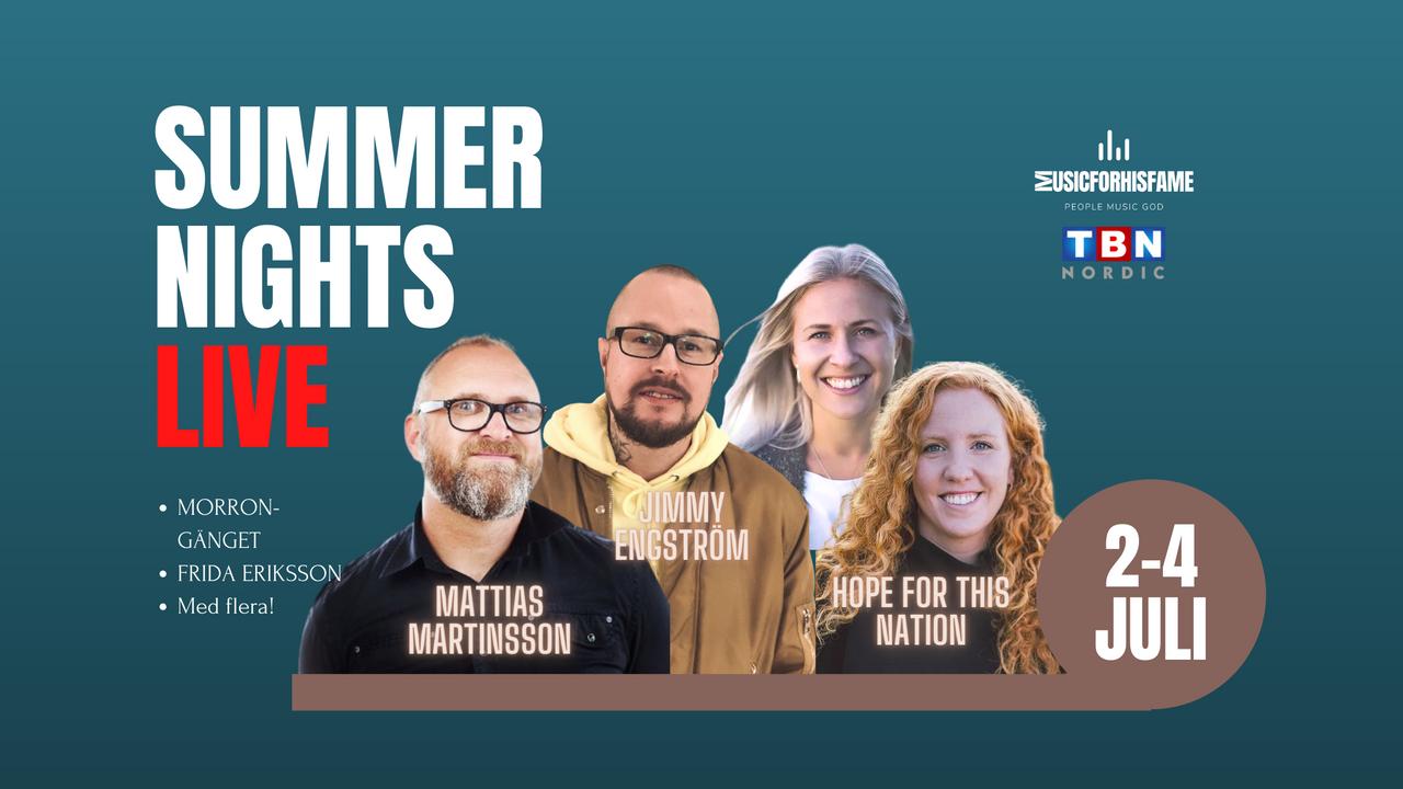 Summer Nights LIVE