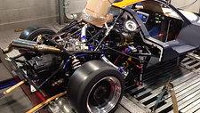 Engine testing - February 2018