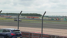 First race - Silverstone 12th May