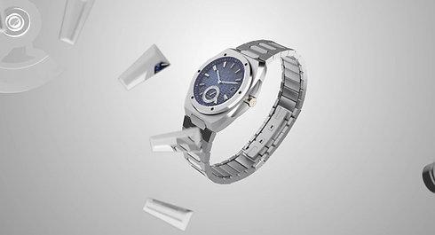 Creux Automatiq Diamondback CA07 Blue Dial