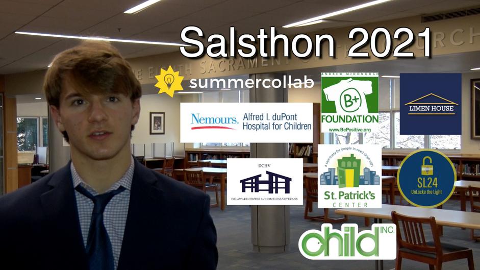 Salsthon 2021 Announcement