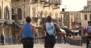 Maratón de Jerusalem 2017