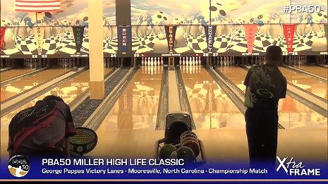 2014 PBA50 Miller High Life Classic Title Match