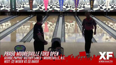 2016 PBA50 Mooresville Ford Open Stepladder Finals