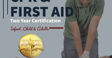 Pediatric CPR & First Aid Training